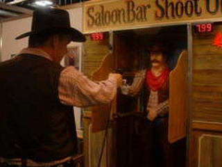 western shoot simulator